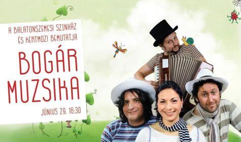Bogár muzsika / interaktív gyermekkoncert