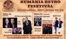 Kumánia Retro Fesztivál - Bérlet szállással