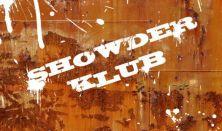 SHOWDER KLUB felvétel - Szobácsi Gergő, Felméri Péter, Al-Gharati Magyed, Somogyi András