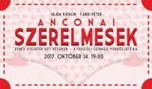 Anconai szerelmesek (zenés vígjáték két részben) - a Fregoli Színház vendégjátéka