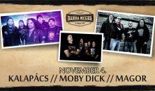Moby Dick - Kalapács