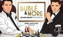 Bublé and more – válogatás Frank Sinatra és Michael Bublé dalaiból egy kis kiegészítéssel
