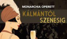 Kálmántól Szenesig – könnyed zenés-táncos produkció operett slágerekből és táncdalokból