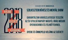 2018 Szilveszteri Bűvész Show
