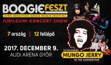 10. Jubileumi Boogiefeszt – Boogie Show, Sztárvendég: Mungo Jerry