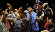 Zsidó Kulturális Fesztivál: Somnakaj cigány musical