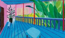 EXHIBITION: David Hockney at the Royal Academy of Arts