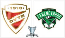 DVTK Jegesmedvék - Ferencvárosi TC