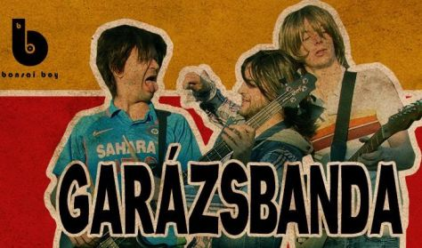 Garázsbanda - DEKK by Dumaszínház