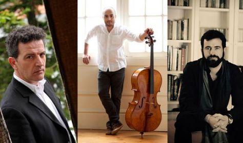 Portugál Zenei Nap - Filipe Quaresma (cselló) és António Rosado (zongora) koncertje
