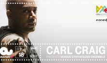 Carl Craig presents Versus Synthesizer Ensemble / CAFe 2017
