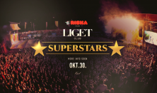 ? SuperStars ? - 10.30 LIGET CLUB BUDAPEST
