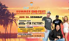 SummerEndFest 08.26 Esztergom ICEBEACH