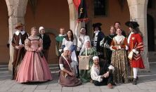 Történelmi táncklub - tanít a Mare Temporis