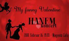 My funny Valentine - HANEM koncert