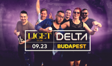 DELTA - 09.23 Szombat Budapest Liget Club