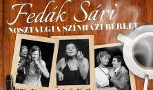 Fedák Sári Színházbérlet