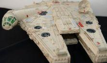 Star Wars Kiállítás 1.nap