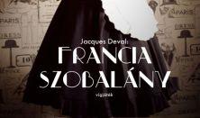 Francia szobalány - Turay Ida Színház
