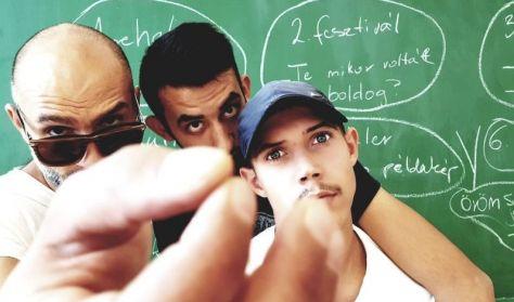 A Tudás 6alom: ÖRÖMSORVASZTÓ -Tantermi Szinházi Szemle