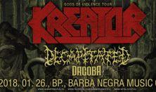 KREATOR / Dagoba