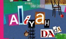 Aliyah DaDa - vetítés közönségtalálkozóval
