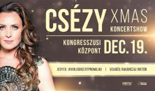 Csézy XMAS koncertshow