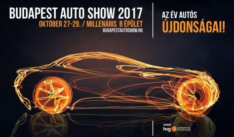 Budapest Auto Show 2017