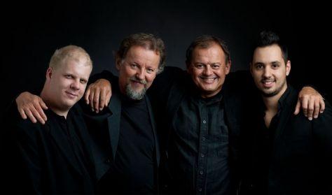 Binder Quartet és Kovács Zoltán trió