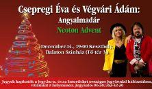 Neoton Advent- Ádám és Éva: Angyalmadár