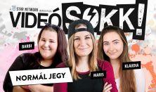 VideóSOKK: Maris, Klaudia és Magyar Barbi