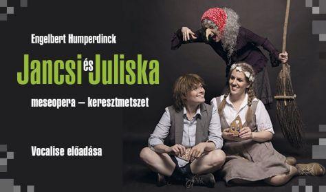 Humperdinck: Jancsi és Juliska