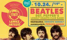 Lemezjátszó - Beatles