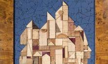 85+85 - Fekete György belsőépítész, iparművész mozaik-kollázs kiállítása