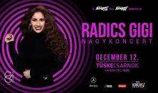 Radics Gigi koncertshow