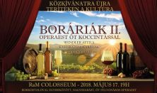 Boráriák II. - Operaest öt koccintással