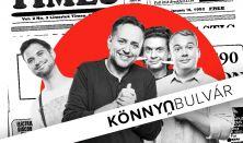 Könnyűbulvár - Bellus István, Dombóvári István, Hajdú Balázs, műsorvezető: Lovász László (BEMUTATÓ)