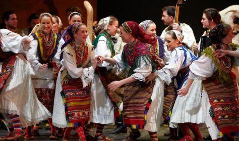 Folklór-kalendárium Táncoló tavasz / Téli tánc