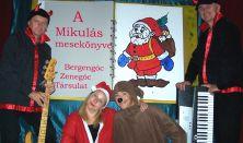 Bergengóc Zenegóc Társulat: A Mikulás mesekönyve