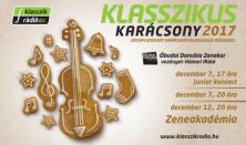 KLASSZIKUS KARÁCSONY 2017 - CLASSICAL CHRISTMAS 2017