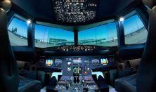 Airbus Szimulátor 60 perc