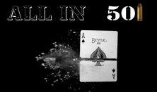 Élménylövészet - All In csomag 50 lövés