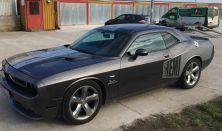 Dodge Challenger 450 LE autóvezetés Vin Diesel csomag 3 kör