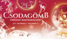 Csodagömb - Cirkuszi Nagykarácsony