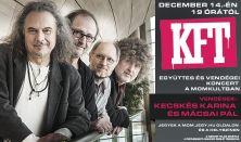 KFT együttes - vendég: Kecskés Karina és Mácsai Pál