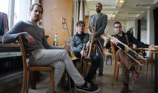 GoetheJazz-Vertigo Trombone Quartet (D/CH)