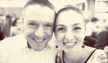 Luiza Zan és Sárik Péter (R/H) – Találkozások