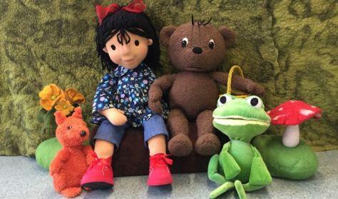 Boribon Cicája Gyermek színházi előadások