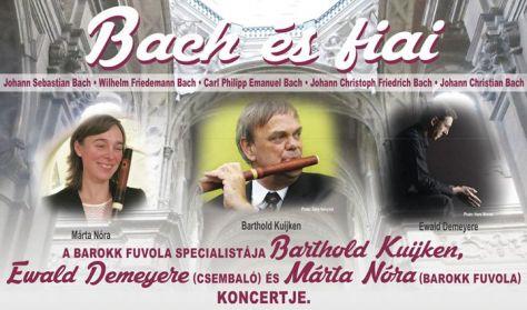 Bach és fiai