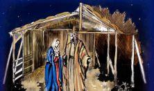 Menjünk, menjünk Betlehembe!